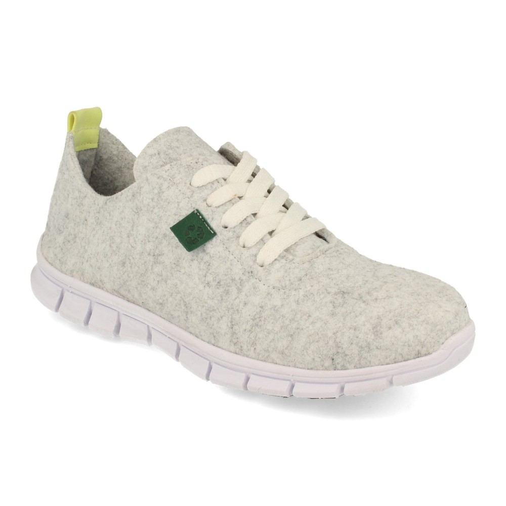 Sneaker Palomitas Gris
