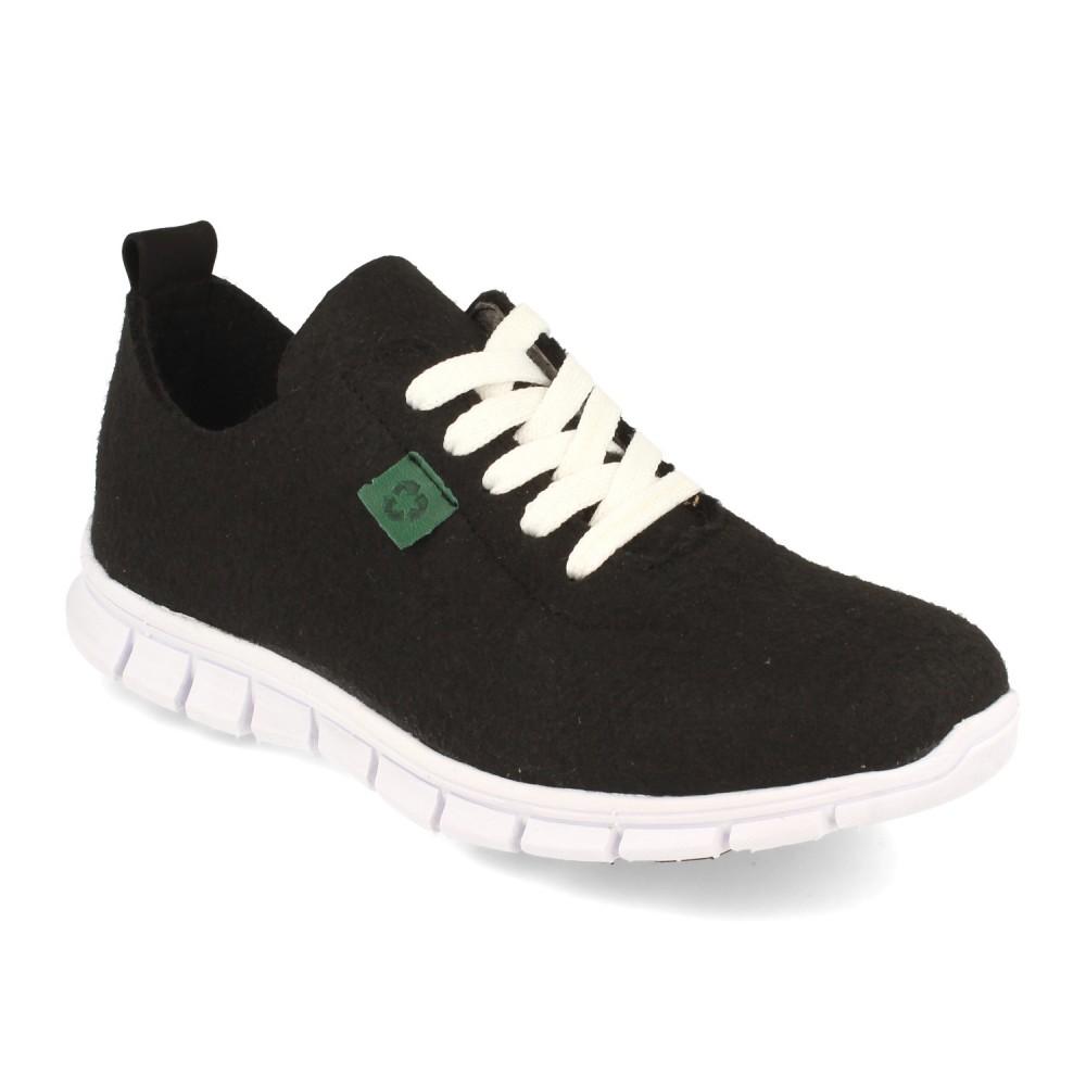 Sneaker Palomitas Negro