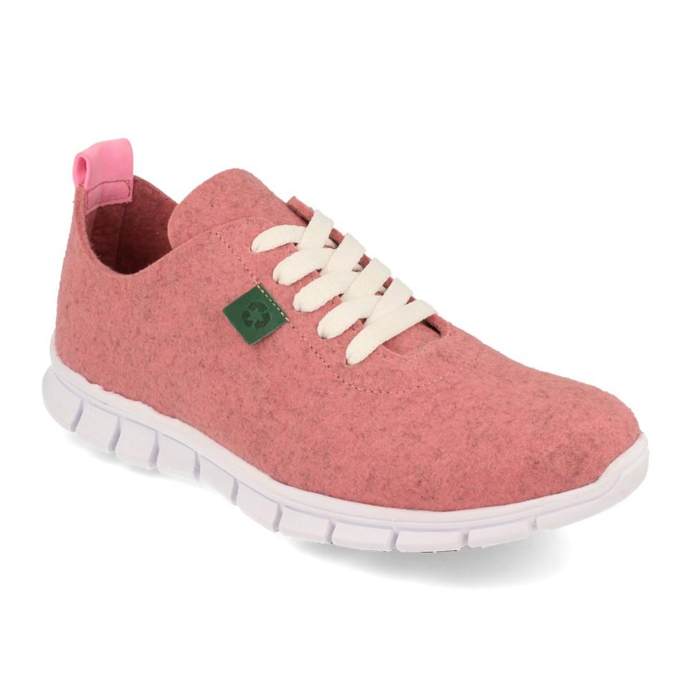 Sneaker Palomitas Rosa