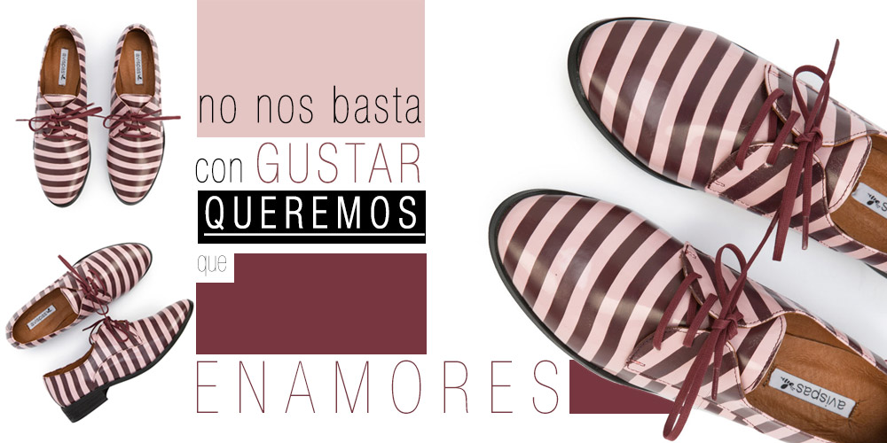 Zapato Mujer Avispas